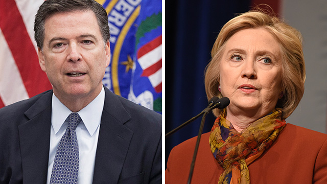 Image: FBI's James Comey declares the rule of law has just been abandoned in America: Selective prosecution means total immunity for the criminals in Washington