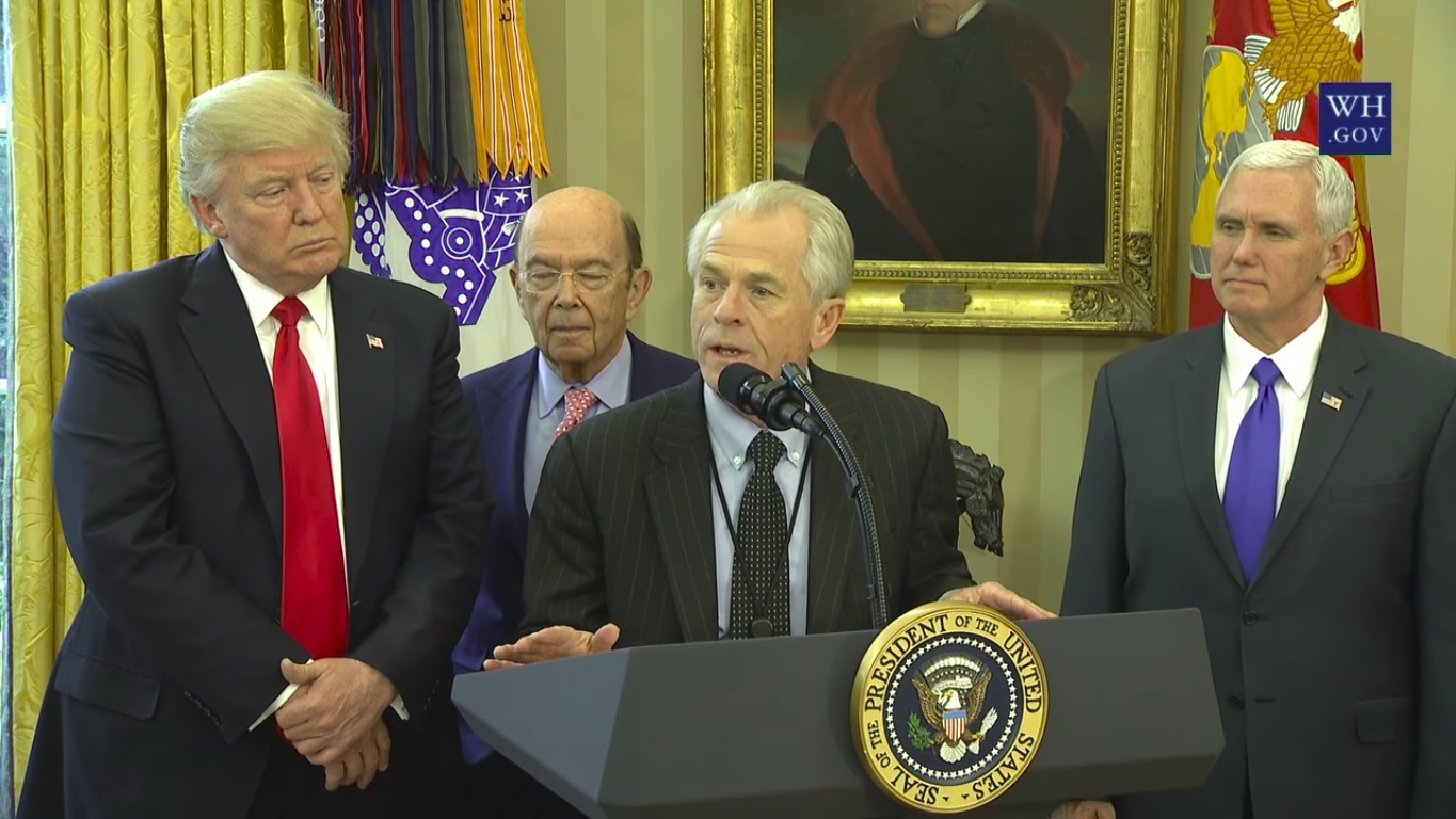 Peter Navarro Releases Damning Report on 2020 Election Fraud