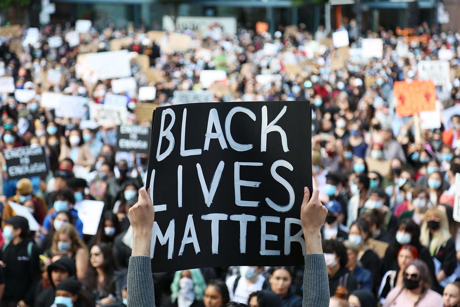 Black Lives Matter Nominated for 2021 Nobel Peace Prize: 'People Are Waking Up'